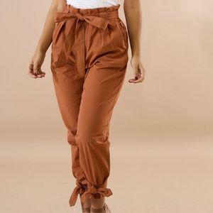 Pants - High waist pants